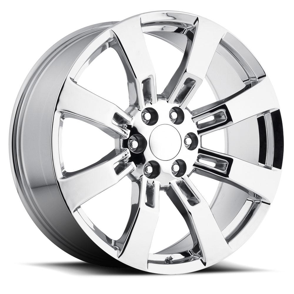 OE Replica Wheels 582 - Chrome Rim