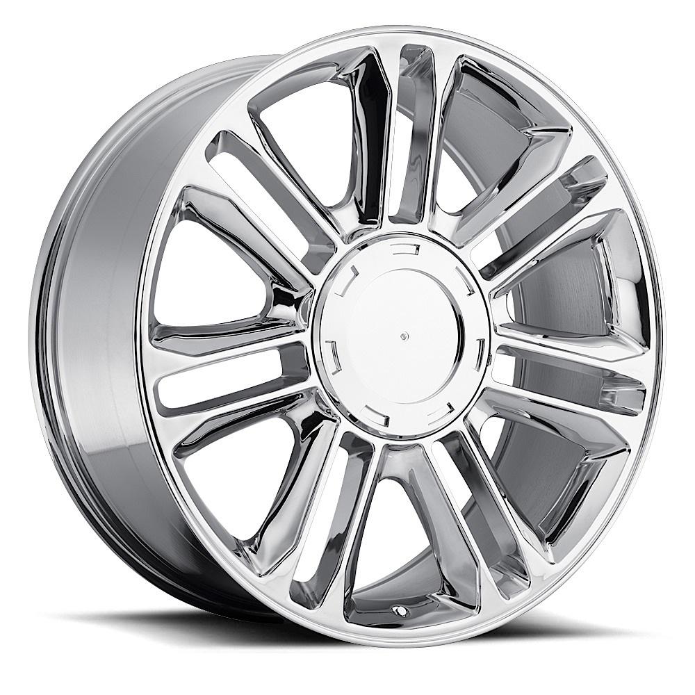 OE Replica Wheels 585 - Chrome Rim