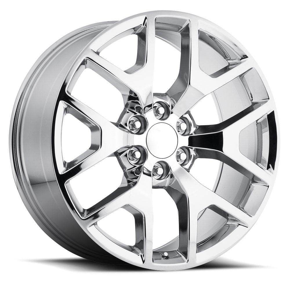 OE Replica Wheels 586 - Chrome Rim