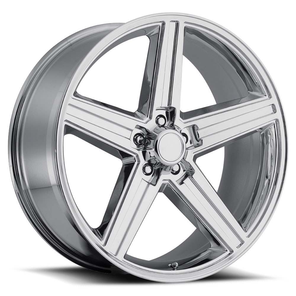 OE Replica Wheels 652 - Chrome Rim