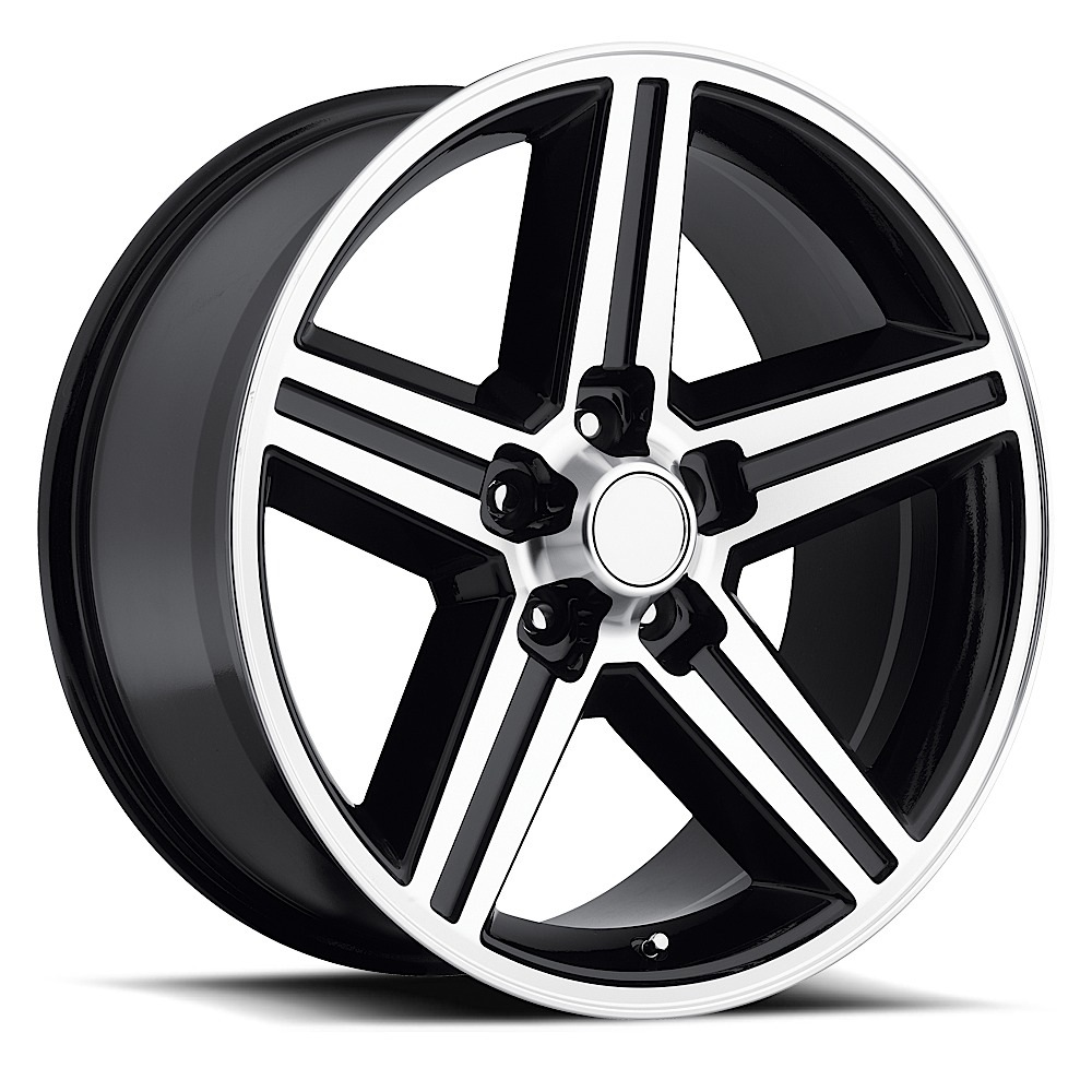OE Replica Wheels 652 - Machined / Black Rim