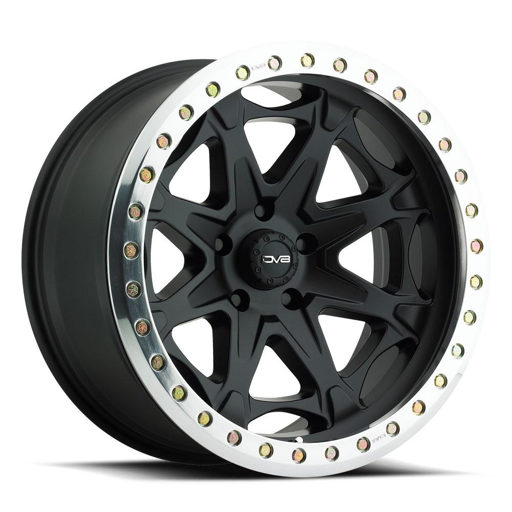 Rev Wheels 882 Offroad - Black Rim