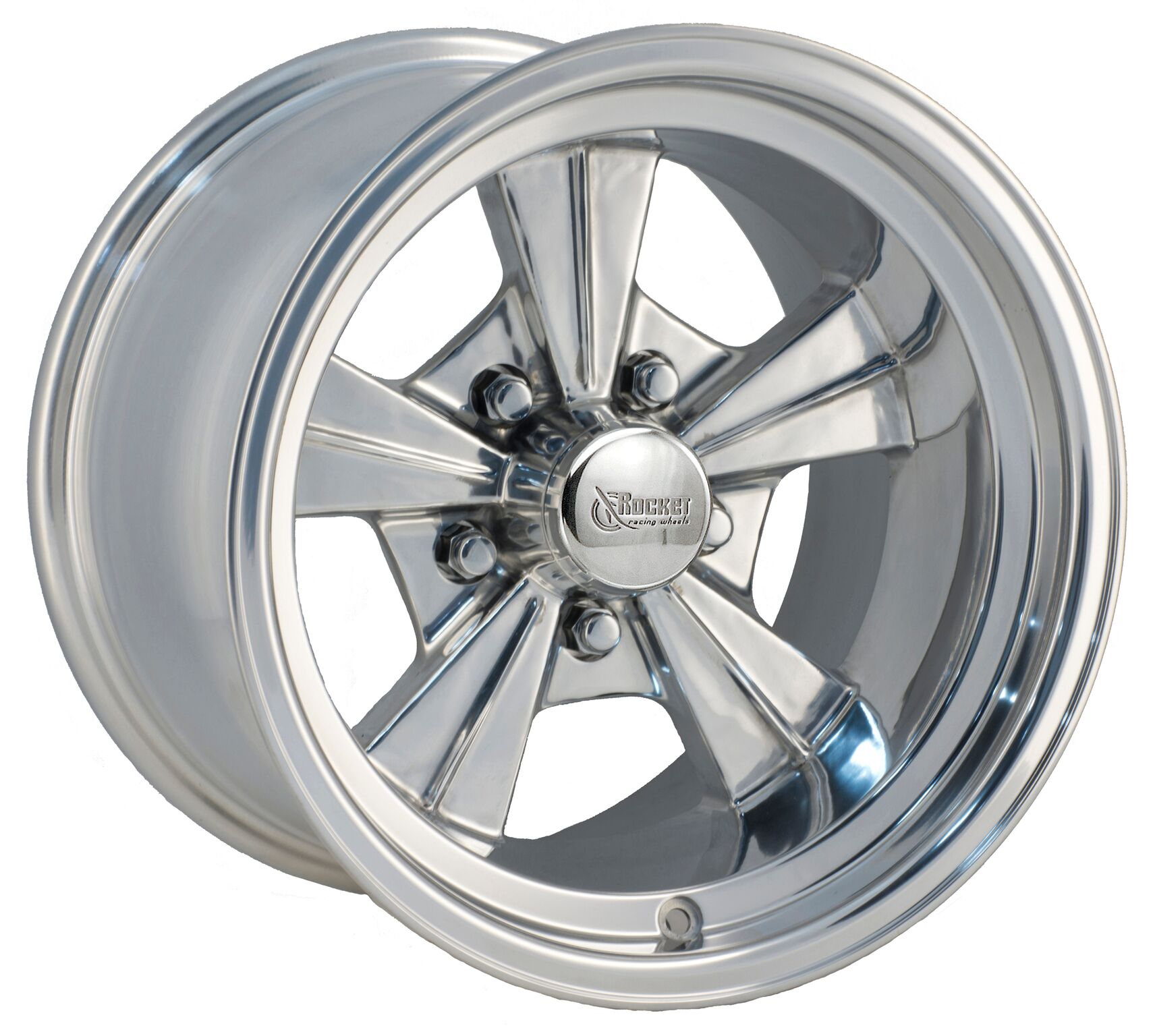 Rocket Racing Wheels Strike - Polished Rim