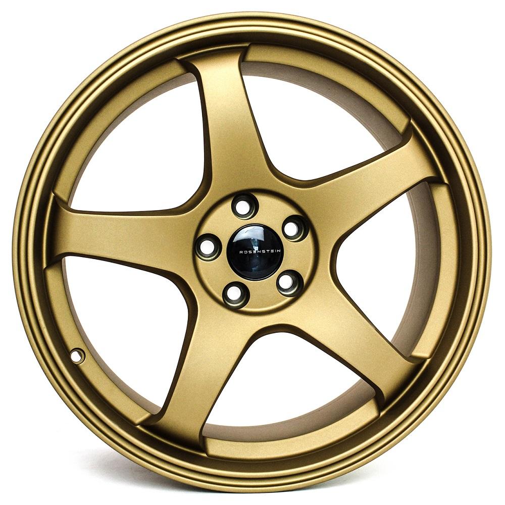 Rosenstein Wheels CR - Sandy Gold Rim