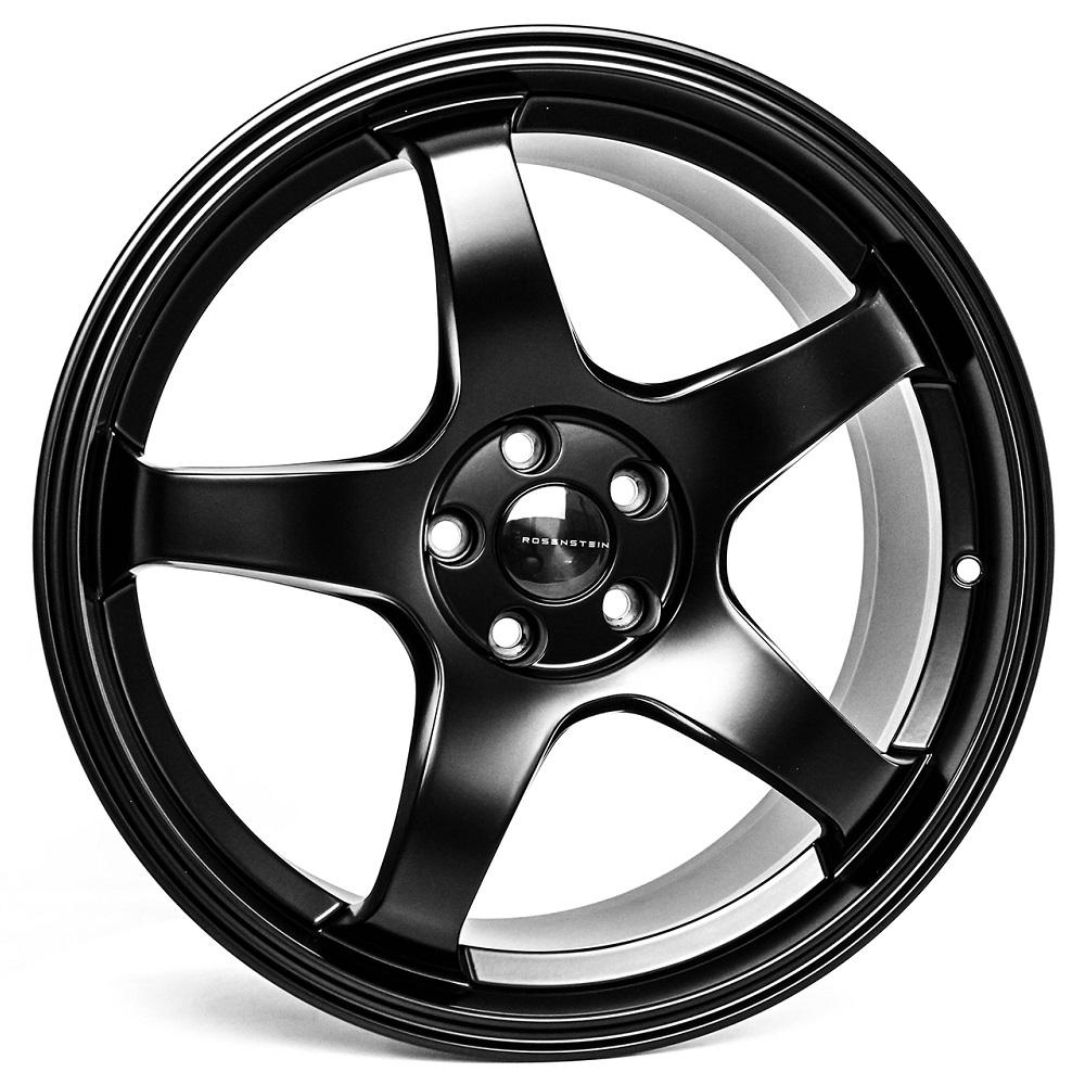 Rosenstein Wheels CR - Matte Black Rim