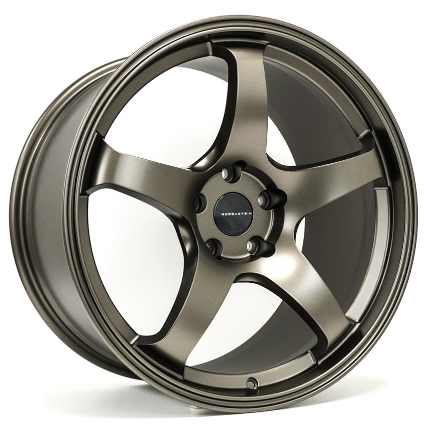 Rosenstein Wheels CR - Matte Bronze Rim