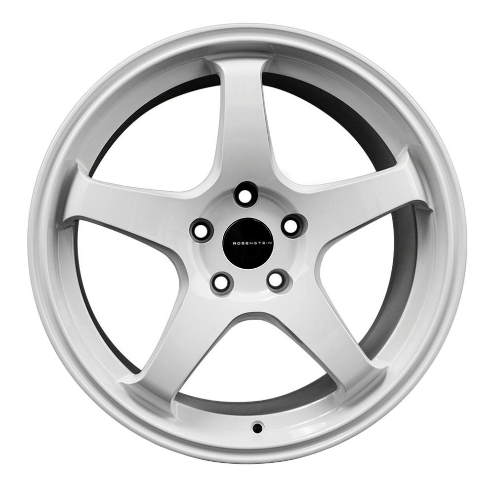 Rosenstein Wheels CR - Alabaster White Rim