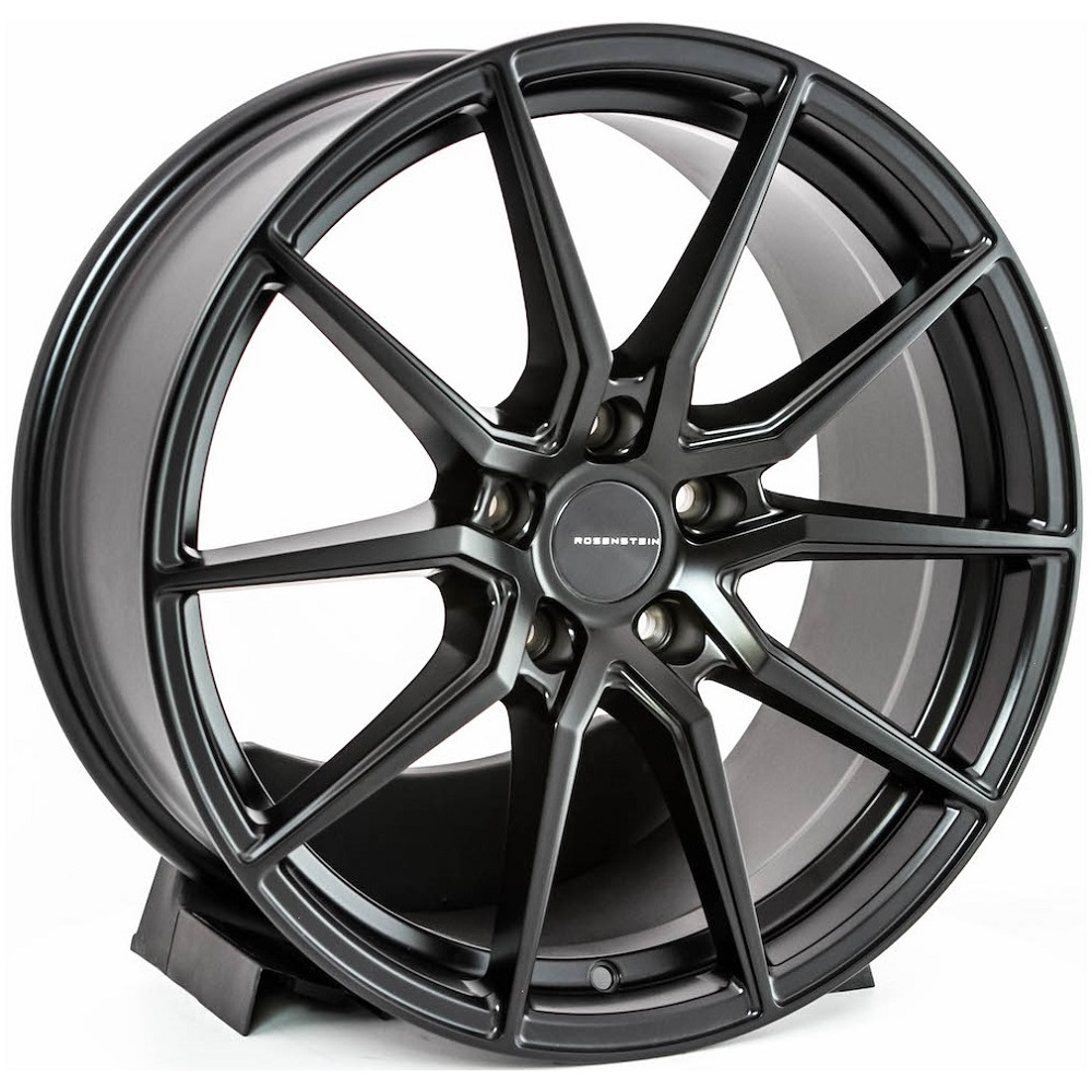 Rosenstein Wheels Delta - Matte Black Rim