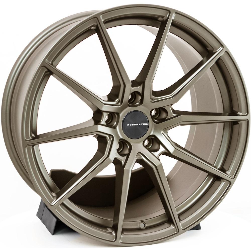 Rosenstein Wheels Delta - Matte Bronze Rim