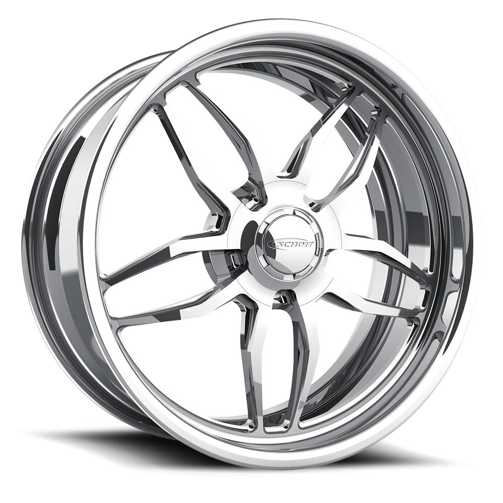 Schott Wheels Apex (Std Profile) - Custom Finish Rim