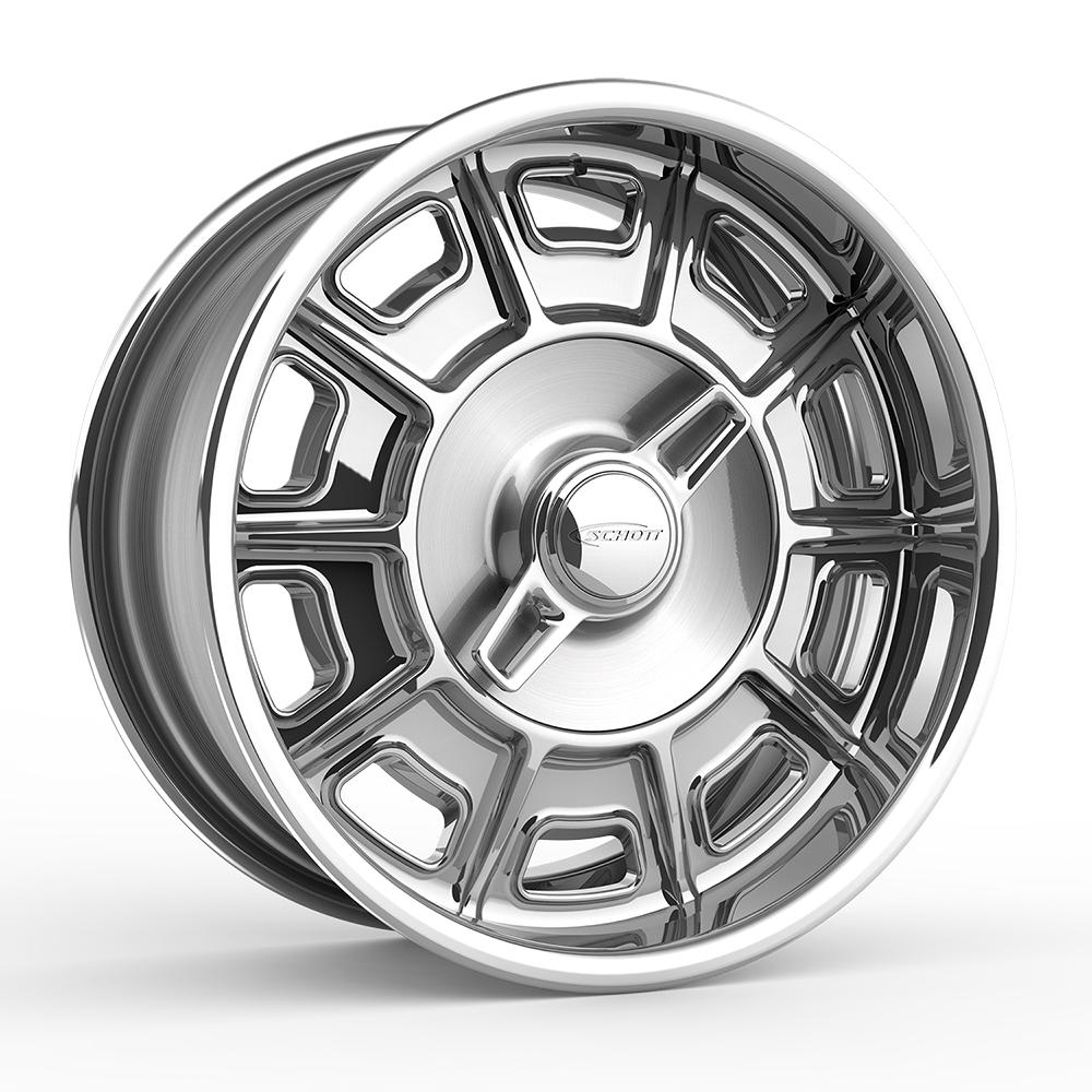 Schott Wheels C10 (Std Profile) - Custom Finish Rim