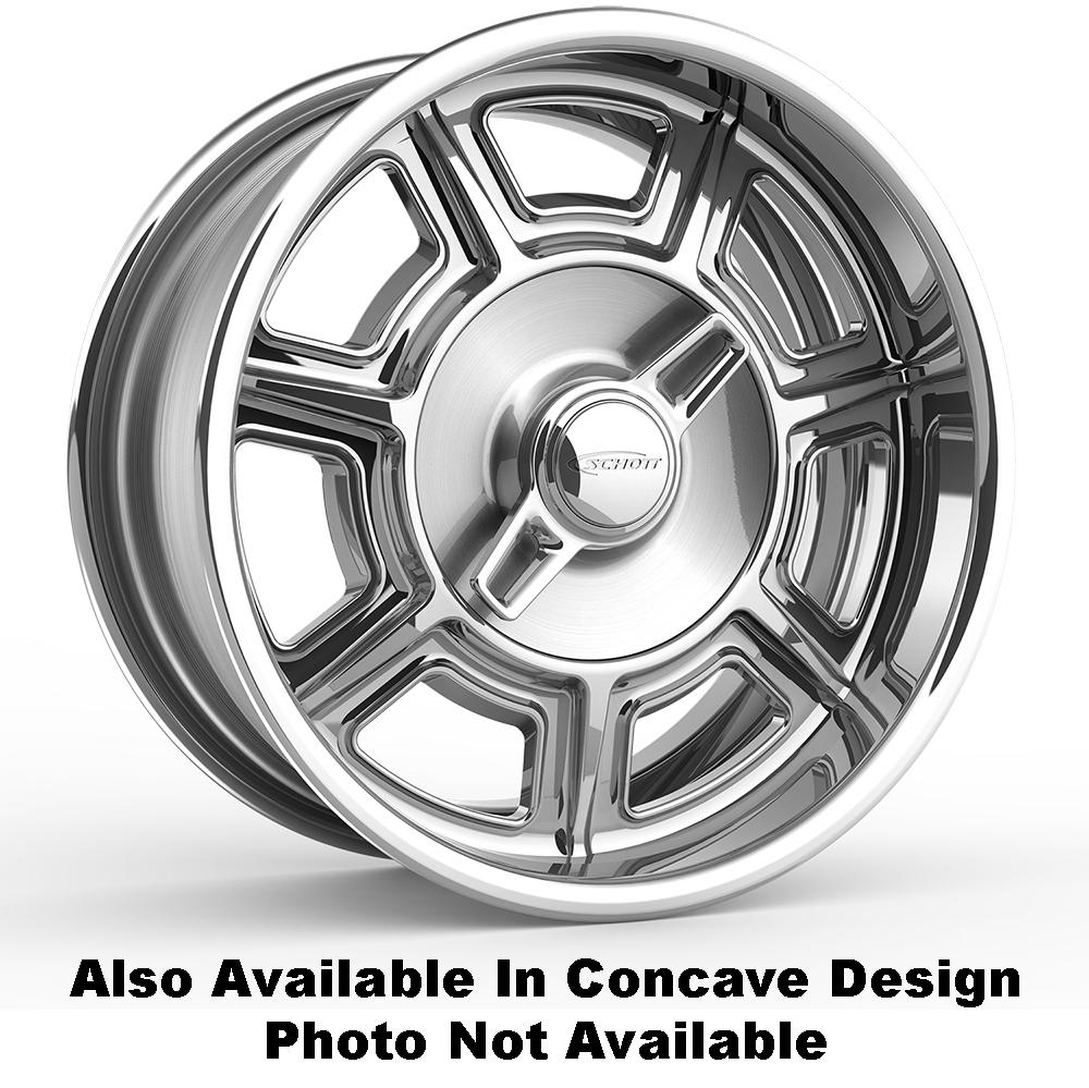 Schott Wheels C7 (Concave) - Custom Finish Rim