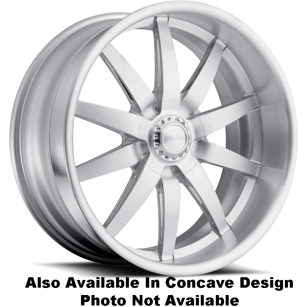 Schott Wheels F-10 (Concave) - Custom Finish Rim