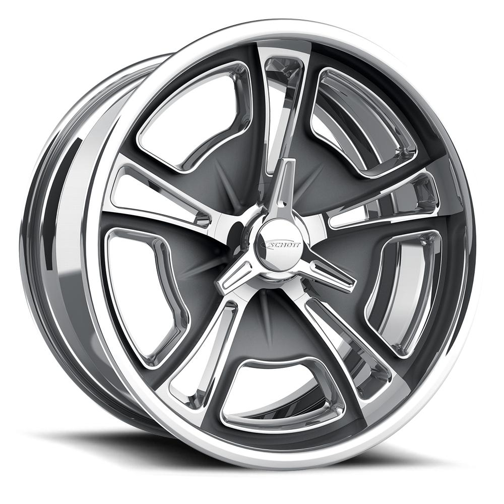 Schott Wheels Fuel (Concave) - Custom Finish Rim