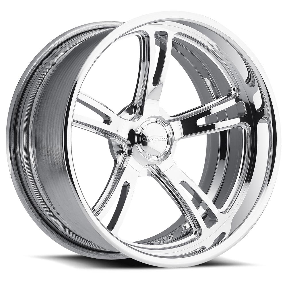 Schott Wheels Mod 5 (Std Profile) - Custom Finish Rim
