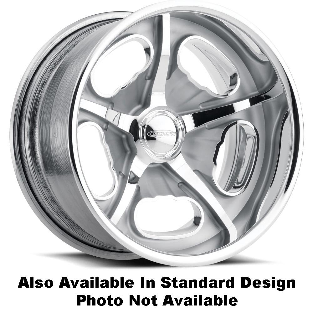 Schott Wheels Octane (Std Profile) - Custom Finish Rim