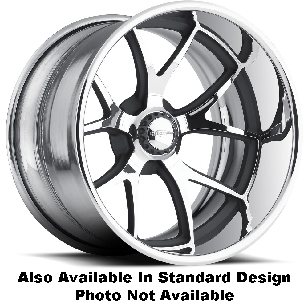 Schott Wheels SL65 (Std Profile) - Custom Finish Rim