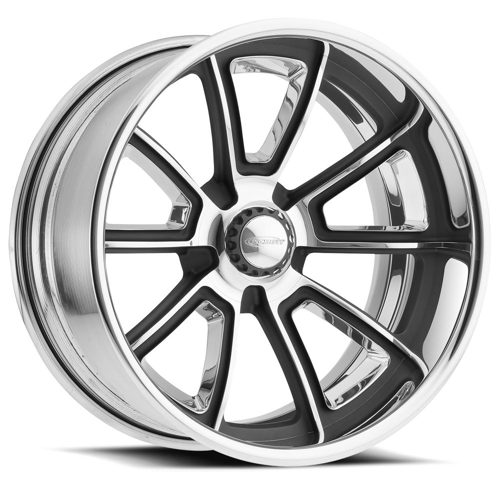 Schott Wheels Throttle (Concave) - Custom Finish Rim