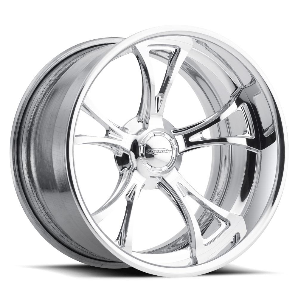 Schott Wheels Tomahawk (Concave) - Custom Finish Rim