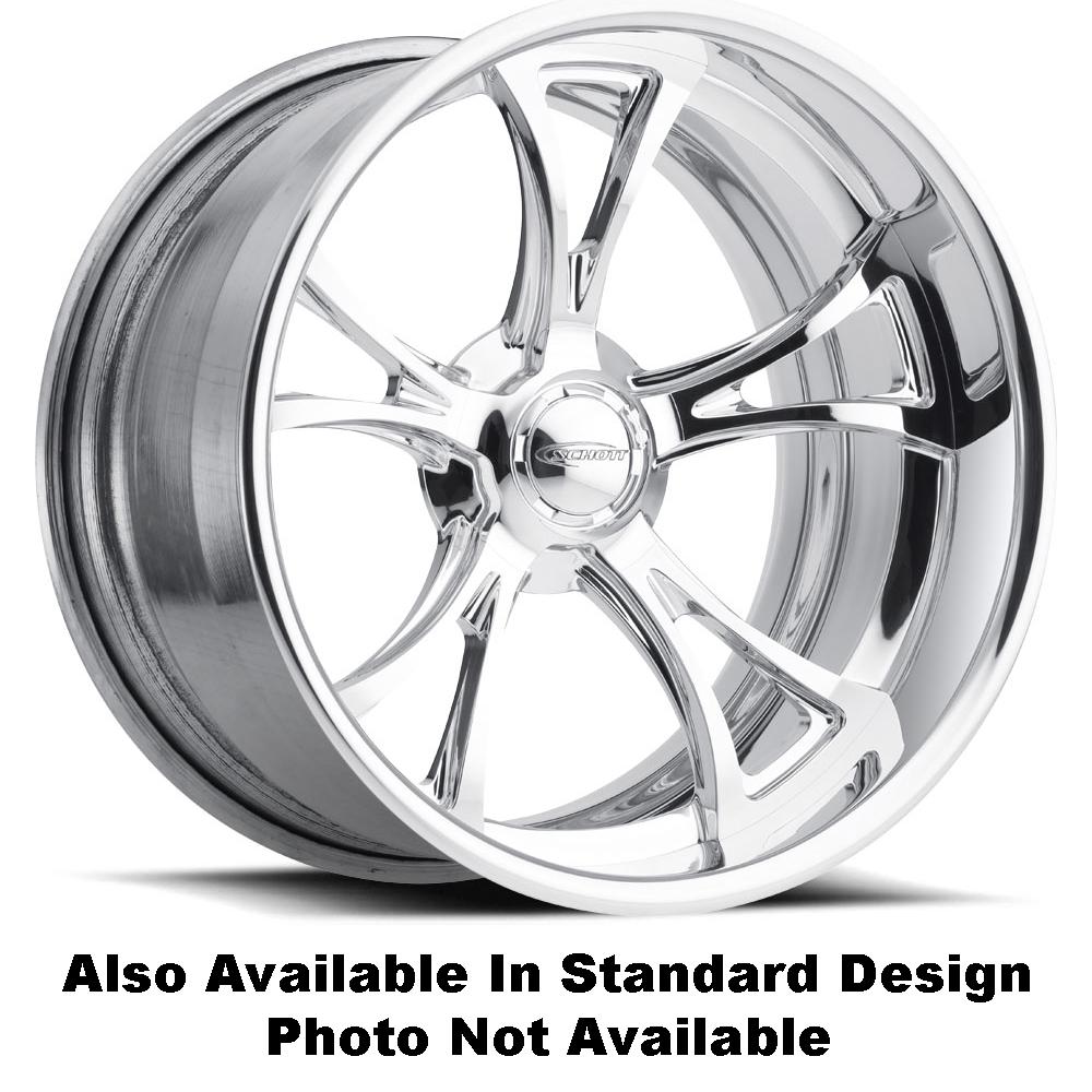 Schott Wheels Tomahawk (Std Profile) - Custom Finish Rim