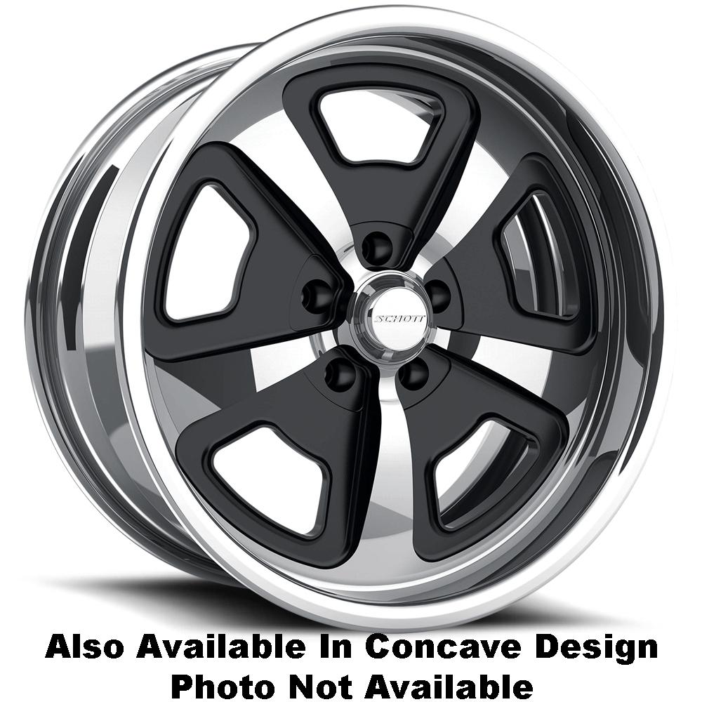 Schott Wheels Magnum EXL (Concave) - Custom Finish Rim