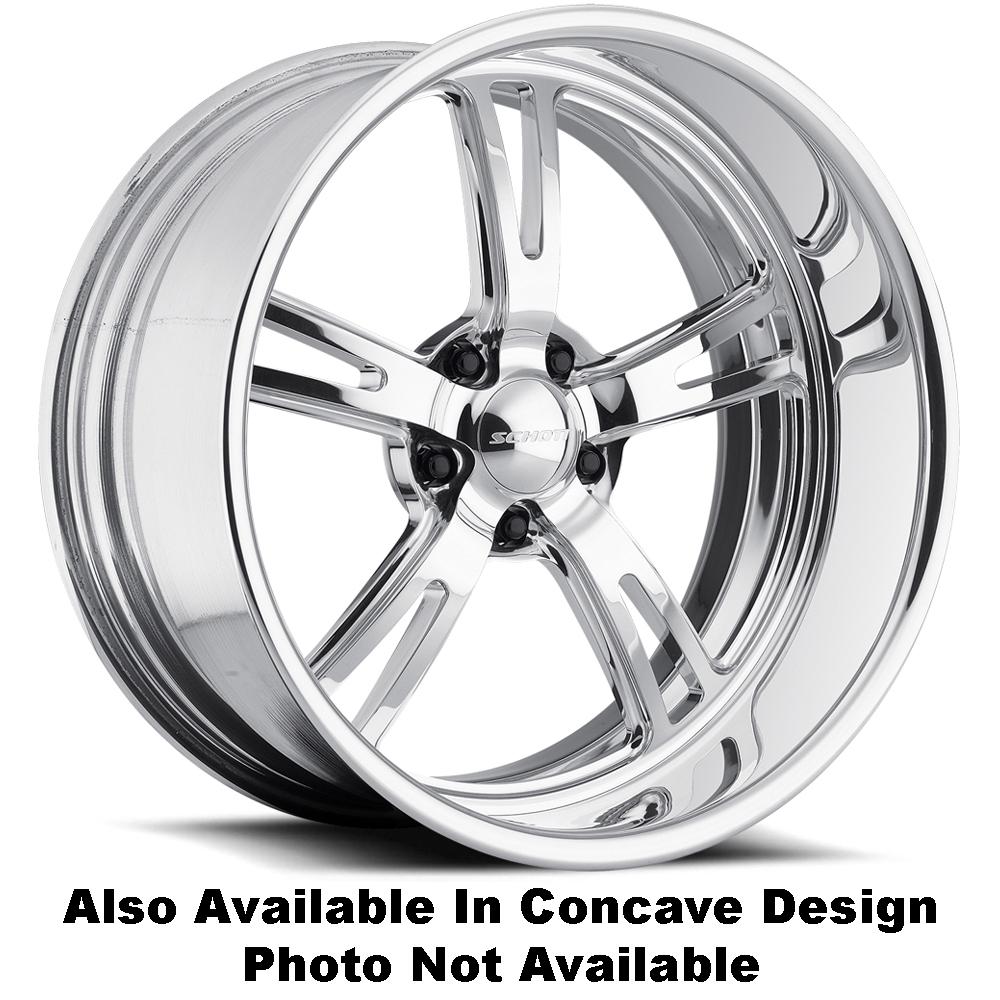 Schott Wheels MOD 5 EXL (Concave) - Custom Finish Rim