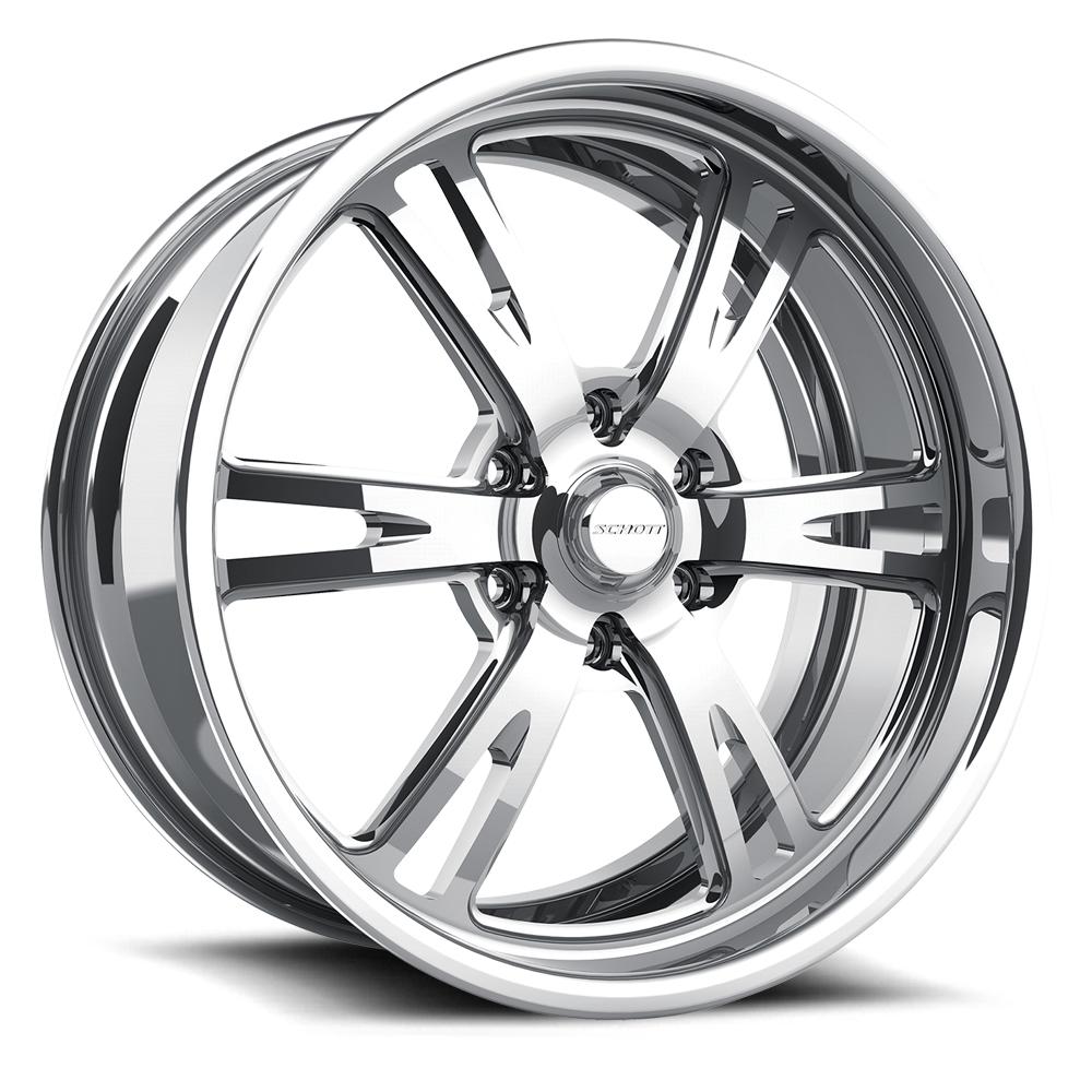 Schott Wheels MOD 6 EXL (Std Profile) - Custom Finish Rim