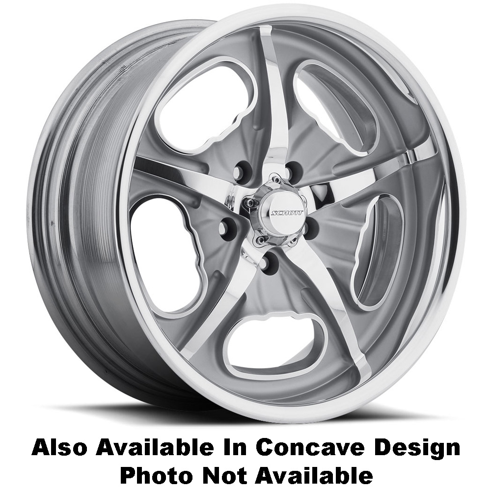 Schott Wheels Octane EXL (Concave) - Custom Finish Rim