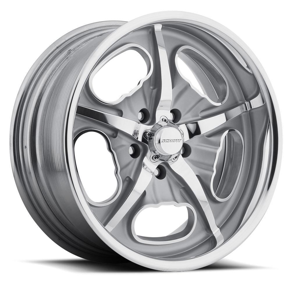 Schott Wheels Octane EXL (Std Profile) - Custom Finish Rim