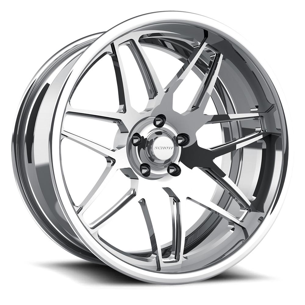 Schott Wheels S7 EXL (Concave) - Custom Finish Rim