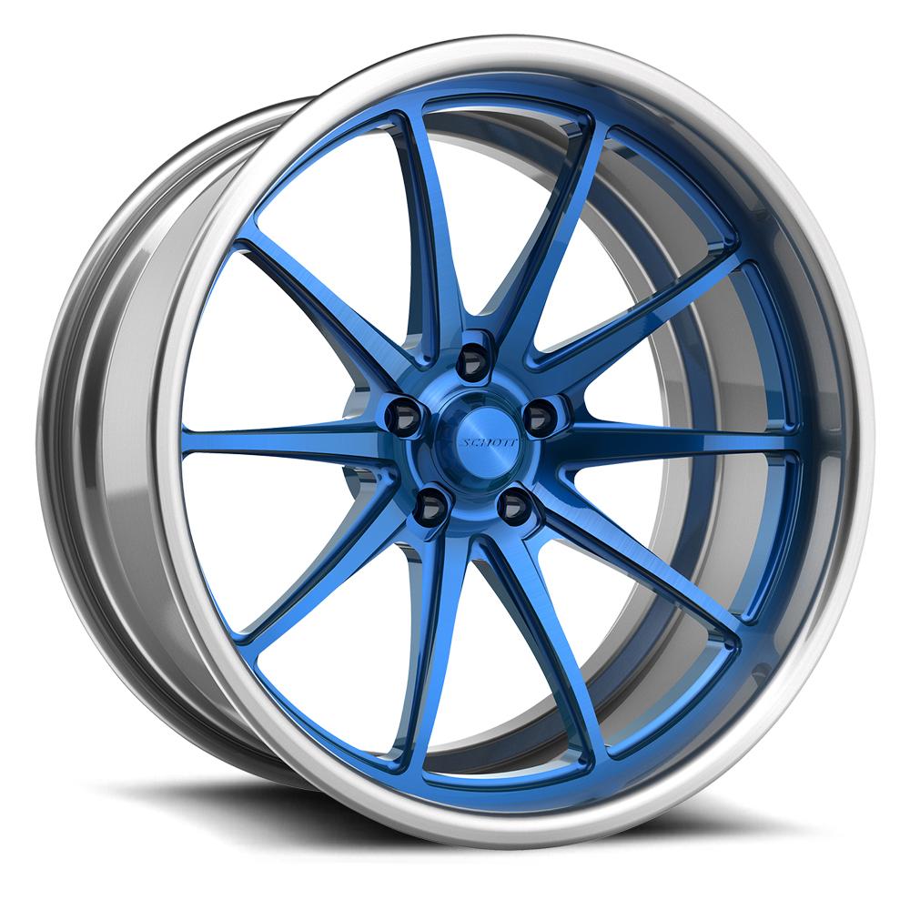 Schott Wheels Vulcan EXL (Concave) - Custom Finish Rim