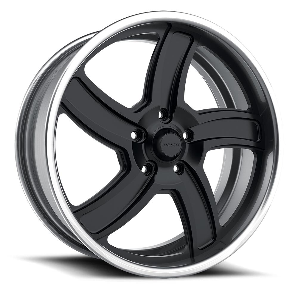 Schott Wheels Torque 5 - Custom Finish Rim