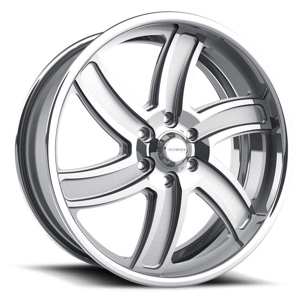 Schott Wheels Torque 6 - Custom Finish Rim