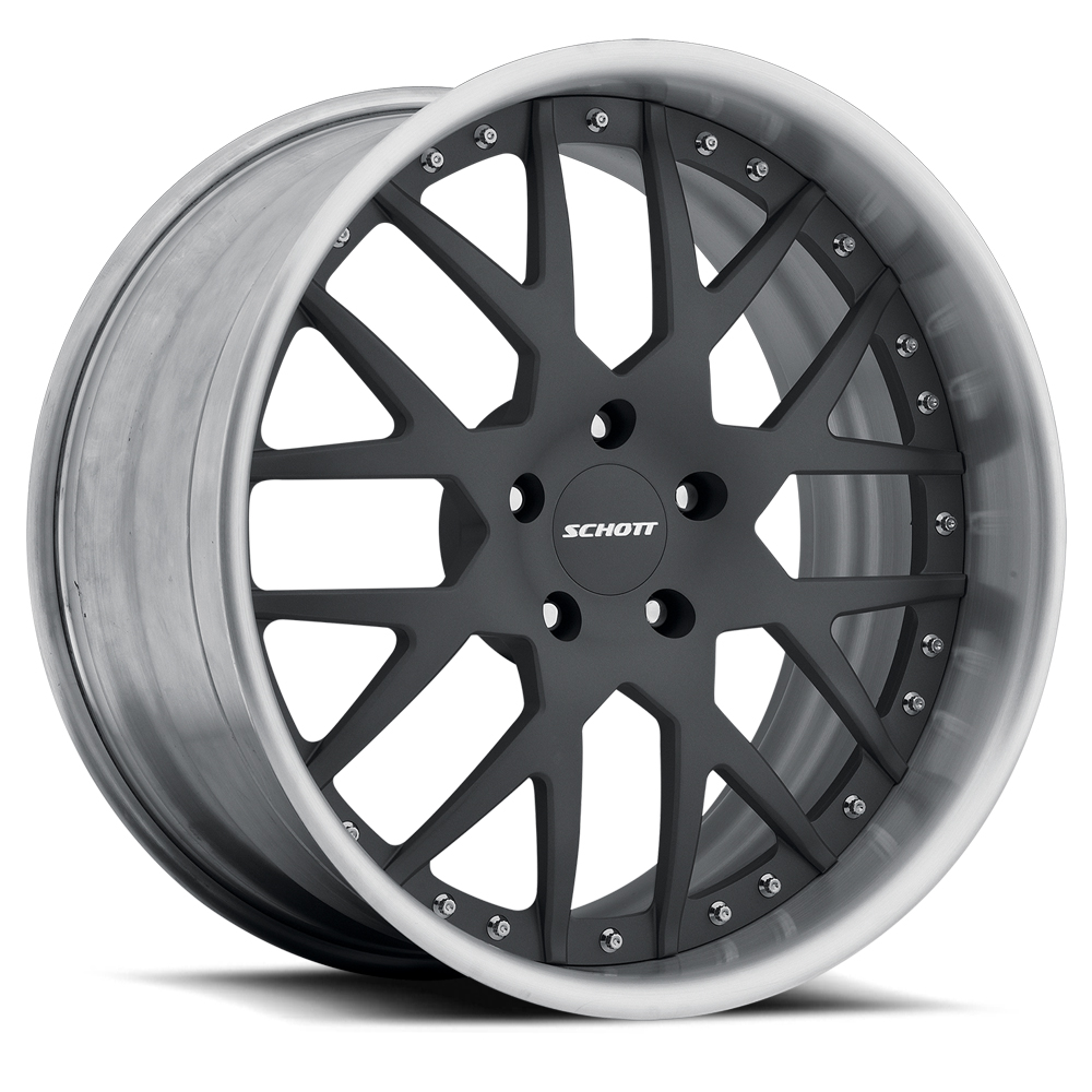 Schott Wheels Vector - Custom Finish Rim - 19x11.5
