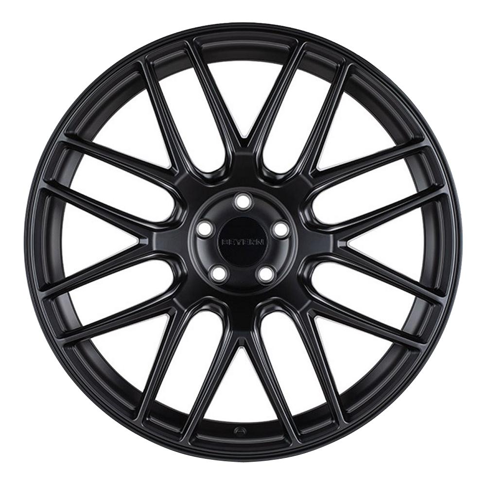 Beyern Wheels Autobahn - Matte Black Rim