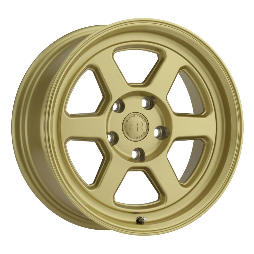 Rumble - Gloss Gold