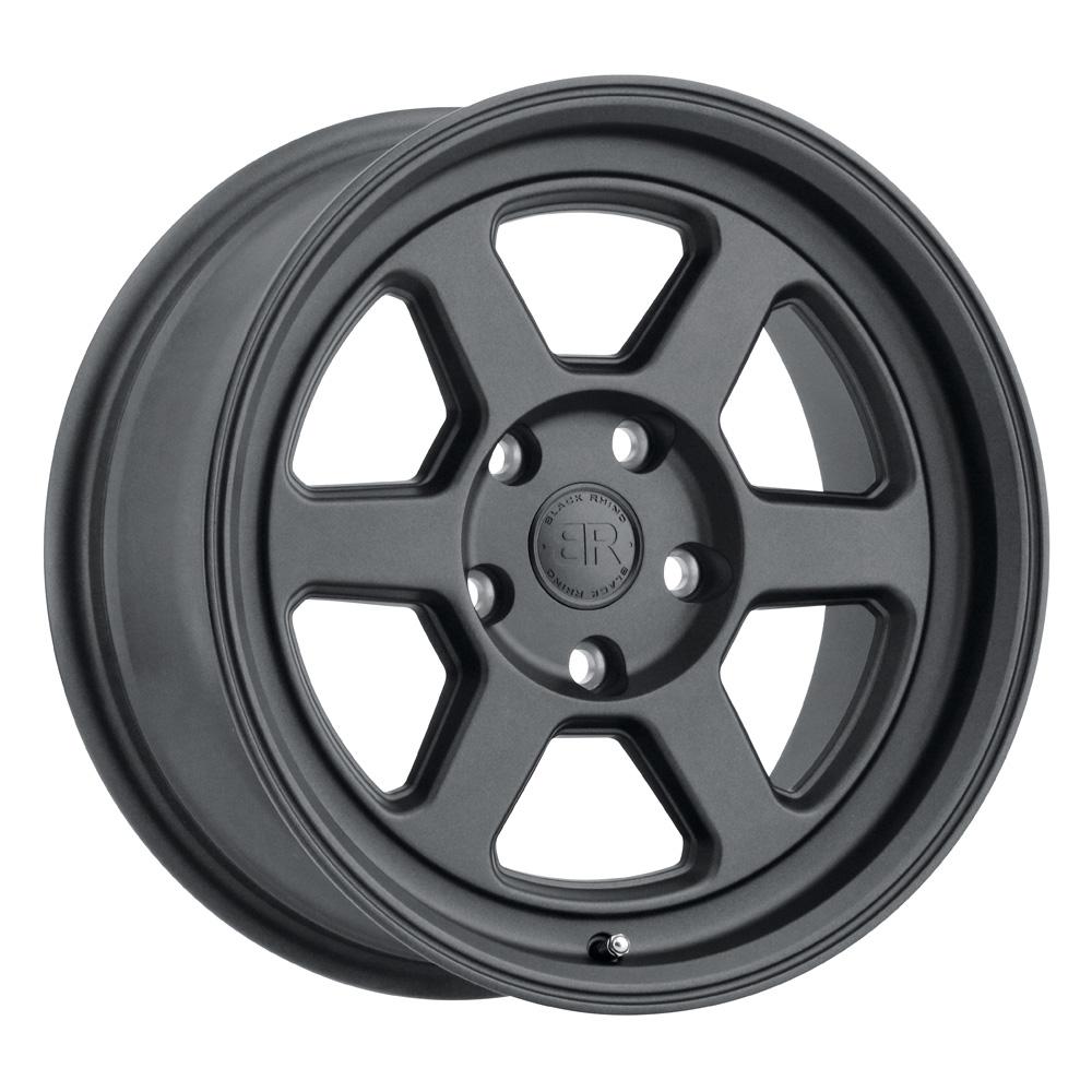 Black Rhino Wheels Rumble - Gunblack