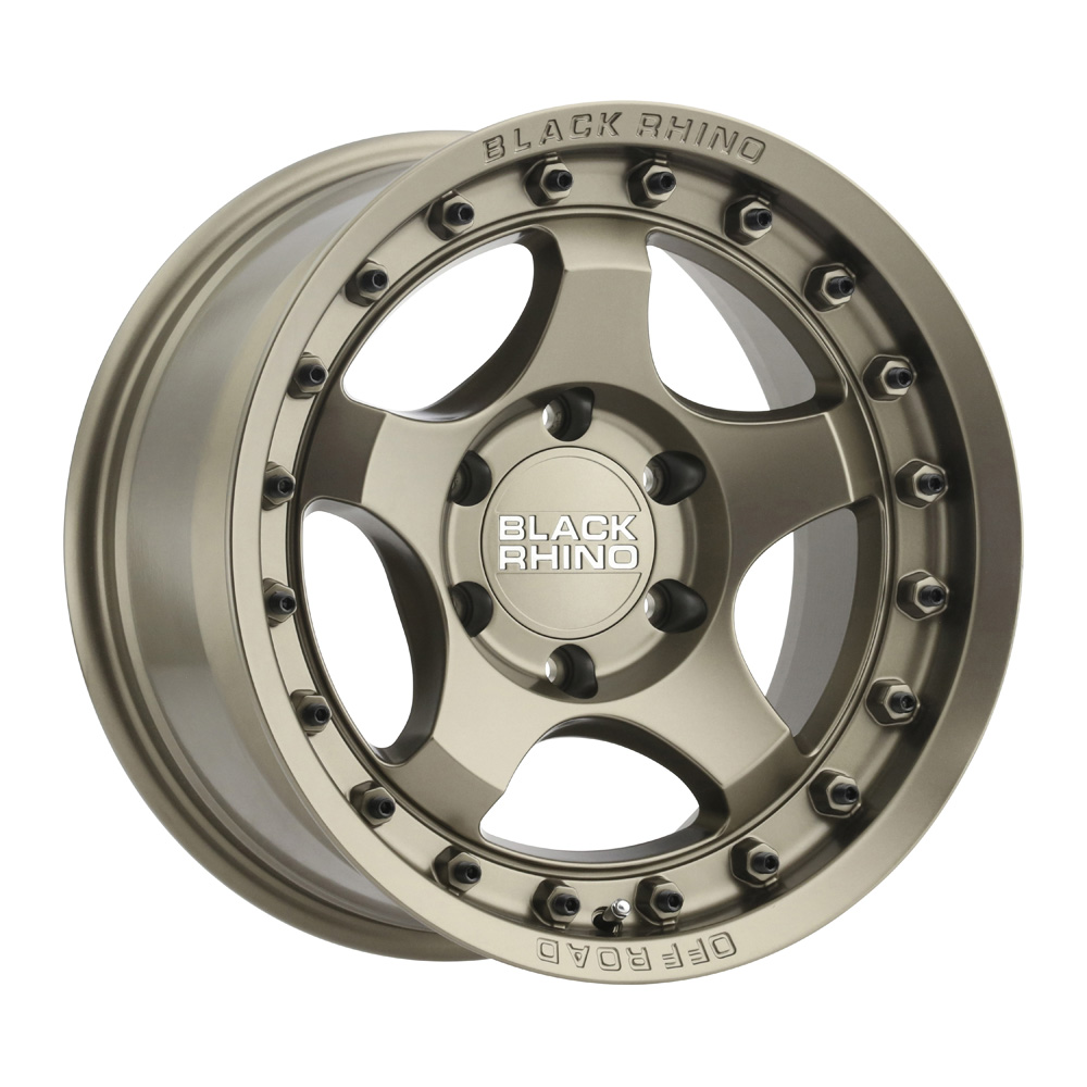 Black Rhino Wheels Bantam - Matte Bronze