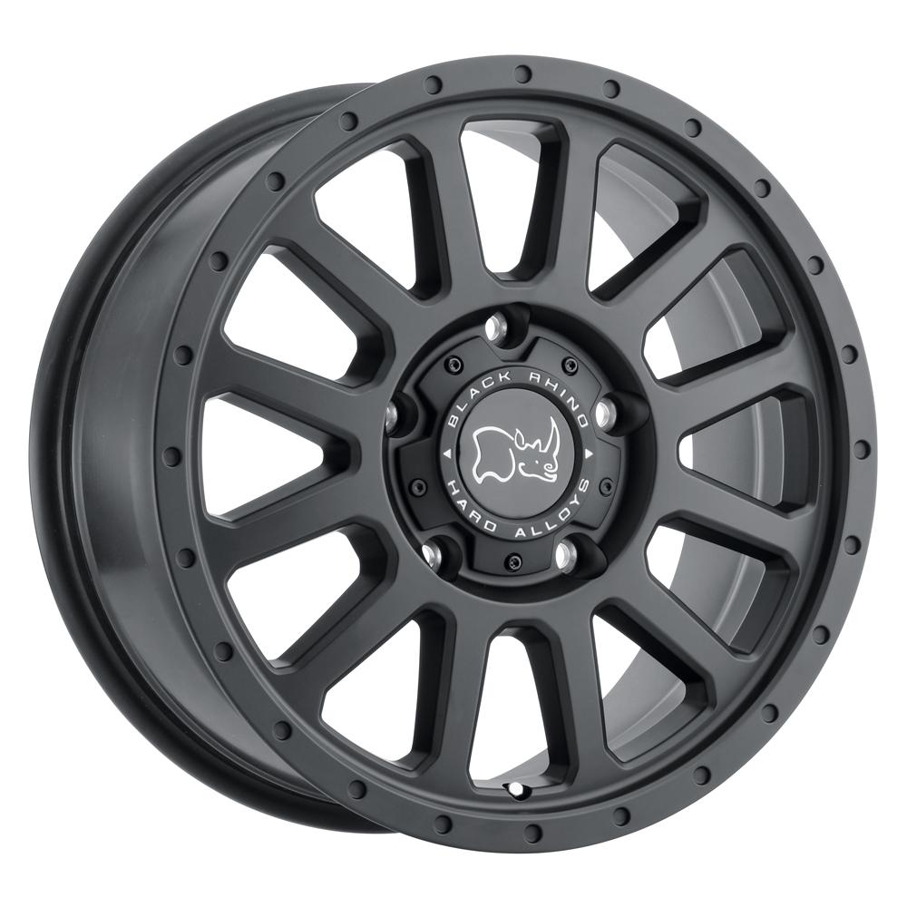 Black Rhino Wheels Havasu - Matte Black