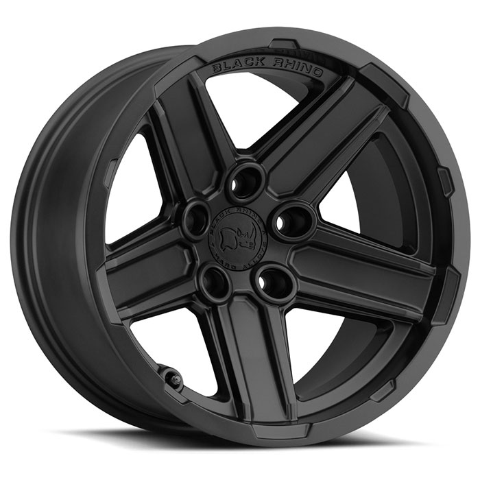 Black Rhino Wheels Recon - Matte Black Rim