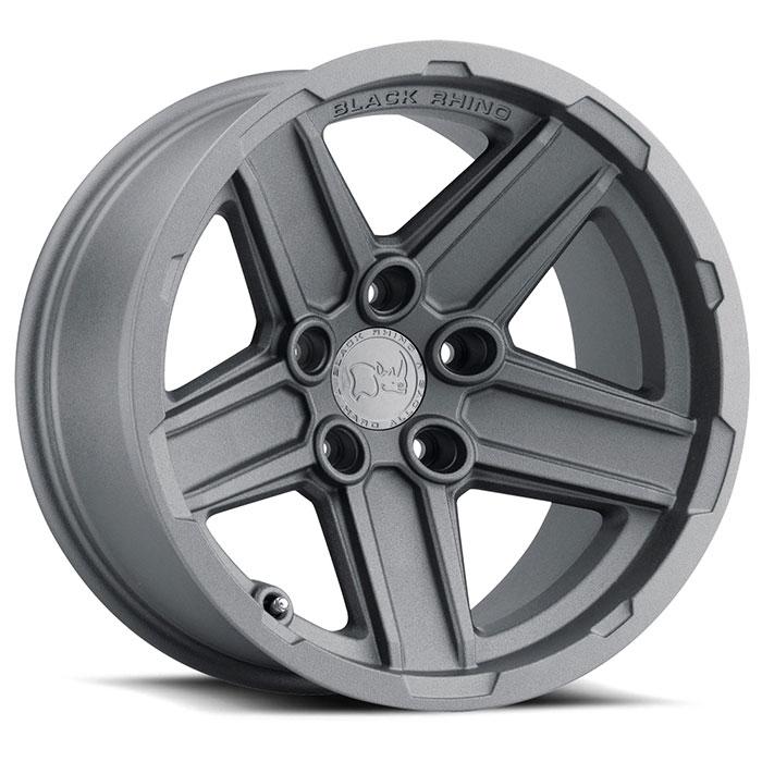 Black Rhino Wheels Recon - Textured Gunmetal