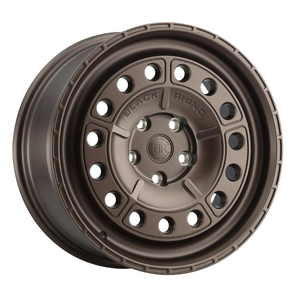 Black Rhino Wheels Unit - Dark Bronze