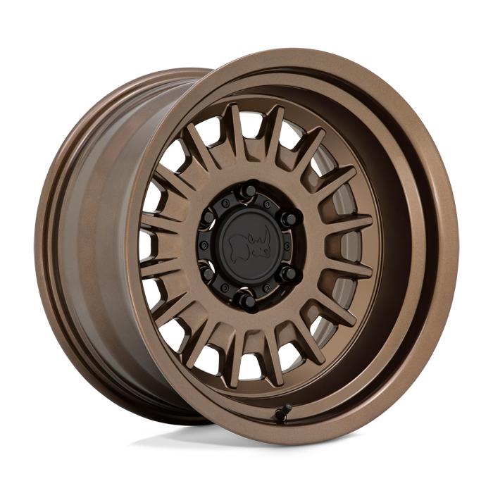 Black Rhino Wheels Aliso - Gloss Bronze Rim