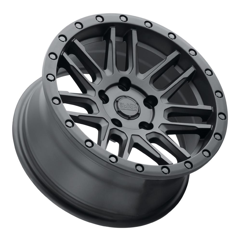 Black Rhino Wheels Arches - Matte Black Rim