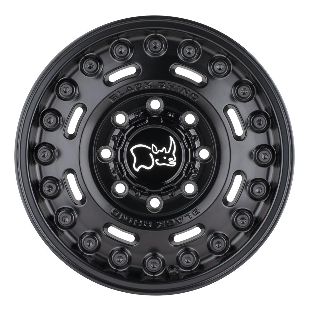 Black Rhino Wheels Axle - Matte Black Rim