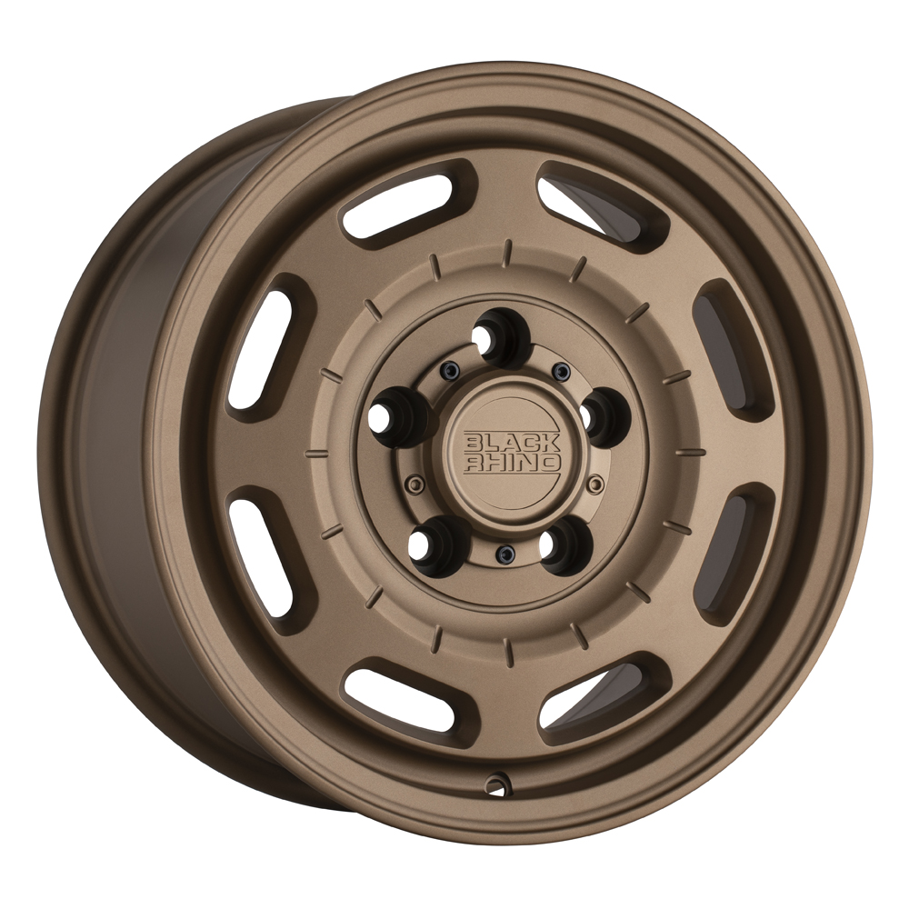 Black Rhino Wheels Bandolier - Matte Bronze Rim