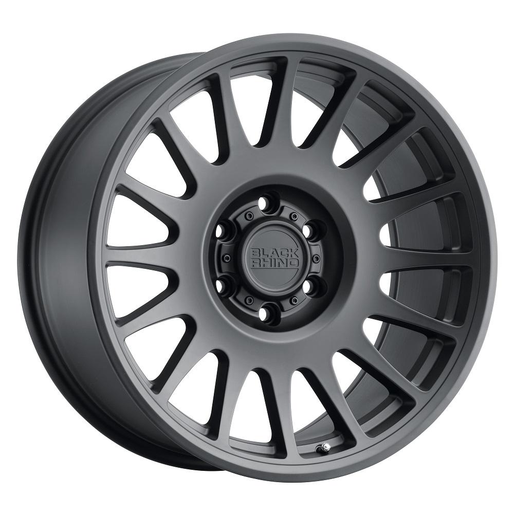 Black Rhino Wheels Bullhead - Matte Black Rim