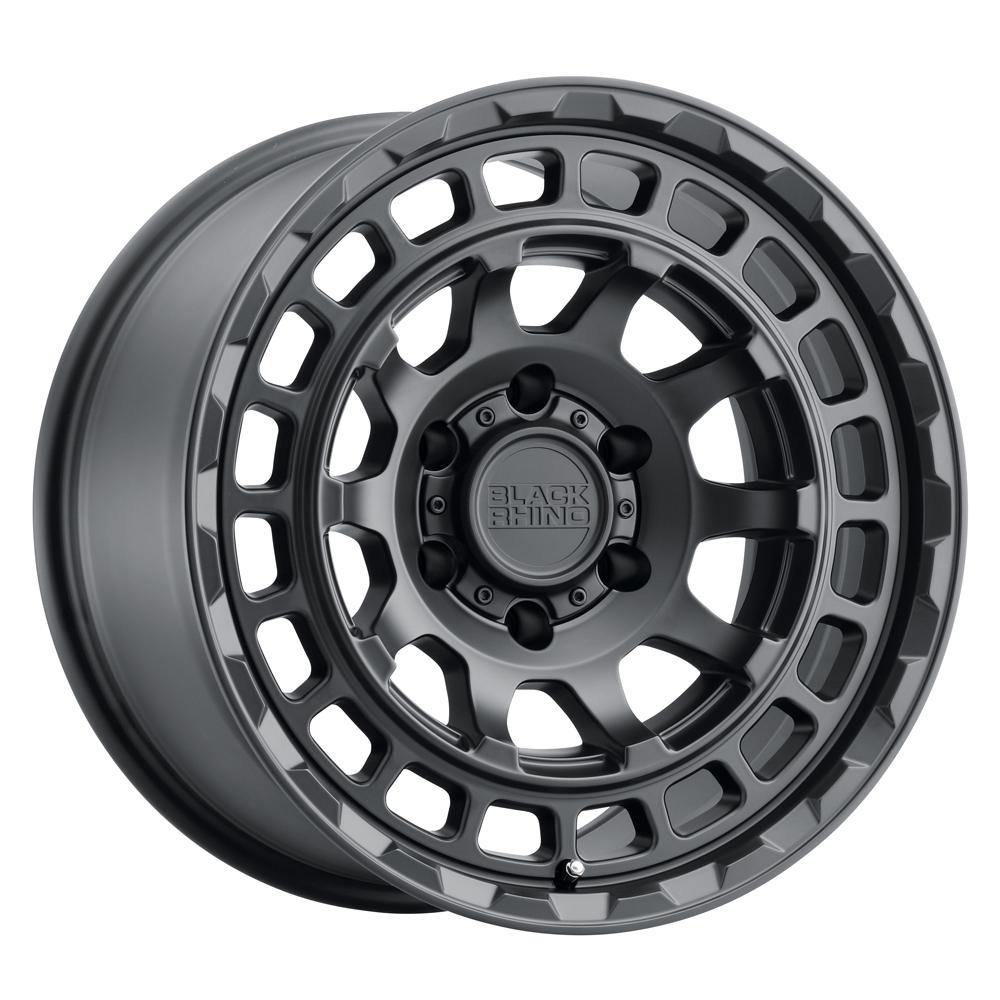 Black Rhino Wheels Chamber - Matte Black Rim