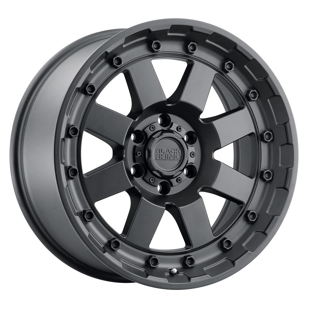 Black Rhino Wheels Cleghorn - Matte Black Rim
