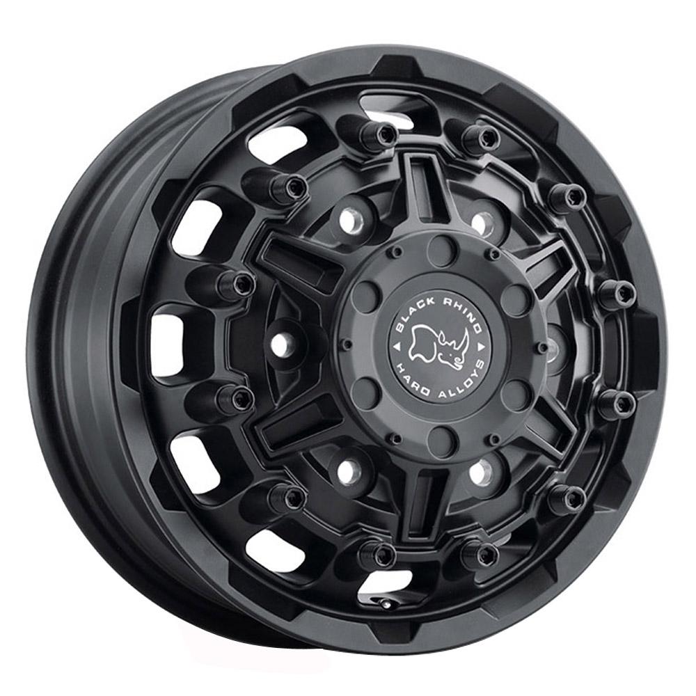 Black Rhino Wheels Destroyer - Textured Matte Black Rim